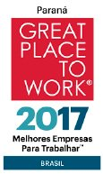 Great Place to Work - 2017 / Paraná